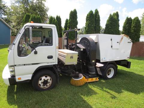 2006 Isuzu sweeper npr for sale in Columbus, OH