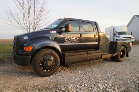 2015 Ford F-650 Super Duty Crew Hauler for sale in Columbus, OH