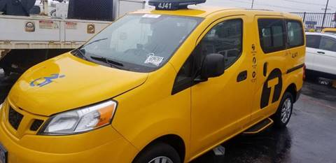 2014 Nissan NV200 Taxi Wheelchair for sale in Columbus, OH