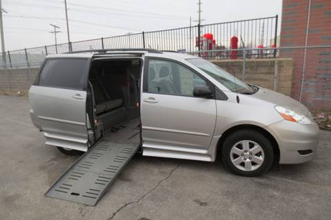2010 Toyota Sienna for sale in Columbus, OH