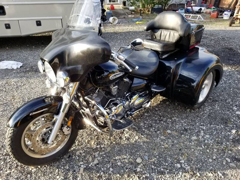 2008 Yamaha Xvs1100 trike