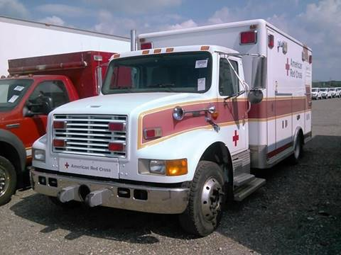 2000 International 4700 Ambulance for sale in Columbus, OH