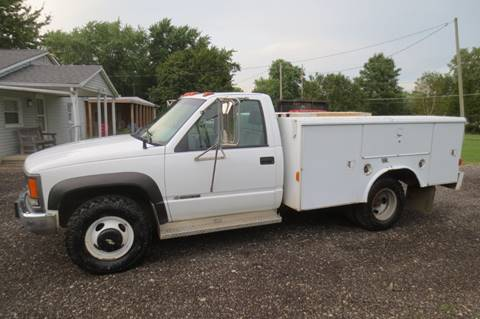 2000 Chevrolet C/K 3500 Series for sale in Columbus, OH