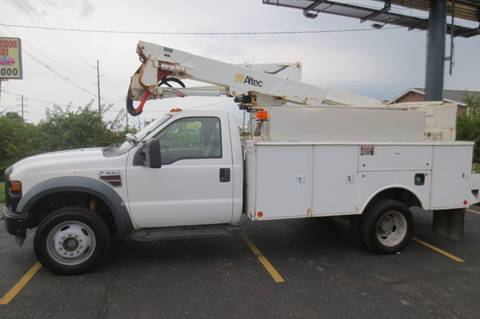 2008 Ford F-550 Super Duty for sale in Columbus, OH