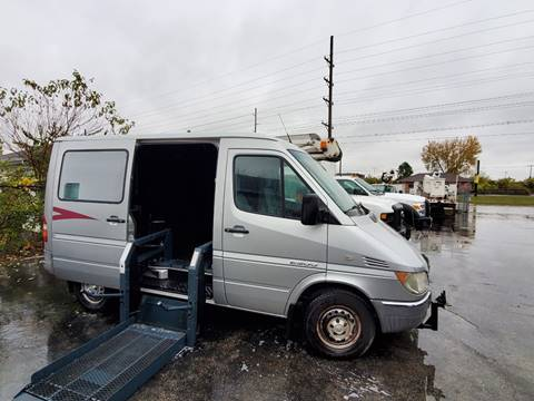 2005 Dodge Sprinter Passenger for sale in Columbus, OH