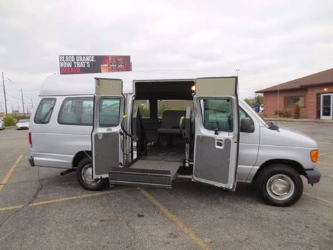 2004 Ford E-Series Cargo for sale at Ernie's Auto LLC in Columbus OH