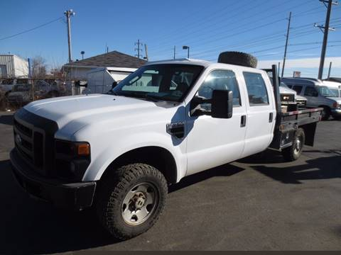 2008 Ford F-250 Super Duty for sale at Ernie's Auto LLC in Columbus OH