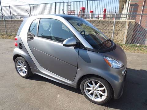 2013 Smart fortwo for sale at Ernie's Auto LLC in Columbus OH