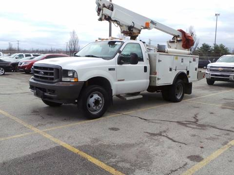 2003 Ford F-450 for sale at Ernie's Auto LLC in Columbus OH