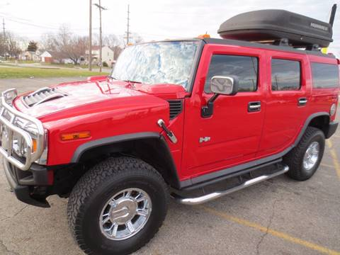 2004 HUMMER H2 for sale at Ernie's Auto LLC in Columbus OH