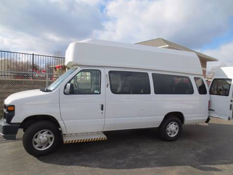 2010 Ford E-350 for sale at Ernie's Auto LLC in Columbus OH