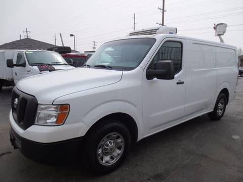 2012 Nissan NV Cargo for sale at Ernie's Auto LLC in Columbus OH