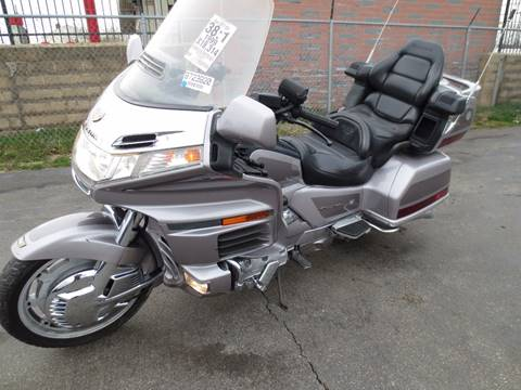 1999 Honda gl1500 for sale at Ernie's Auto LLC in Columbus OH