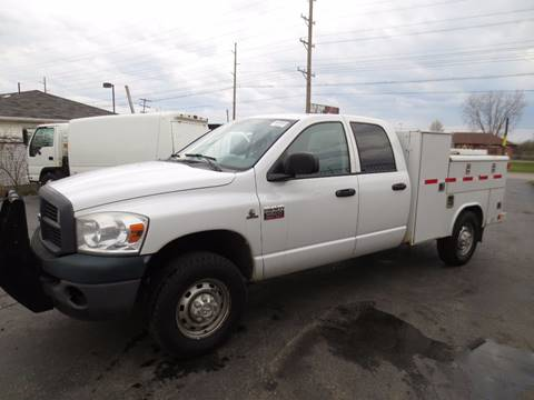 2008 Dodge Ram Pickup 3500 for sale at Ernie's Auto LLC in Columbus OH