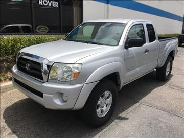 2005 Toyota Tacoma for sale in Lake Forest, CA