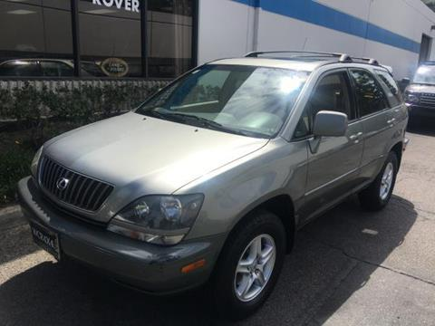 2000 Lexus RX 300 for sale in Lake Forest CA
