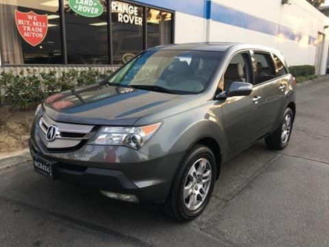 2008 Acura MDX for sale in Lake Forest CA