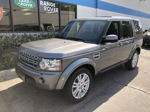 2010 Land Rover LR4 for sale in Lake Forest CA