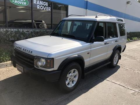 2003 Land Rover Discovery for sale in Lake Forest, CA