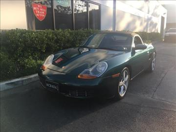 2001 Porsche Boxster for sale in Lake Forest, CA