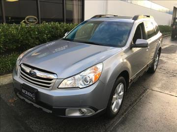 2011 Subaru Outback for sale in Lake Forest, CA