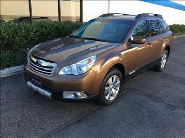 2012 Subaru Outback for sale in Lake Forest, CA