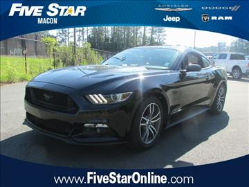 2015 Ford Mustang for sale in Macon, GA