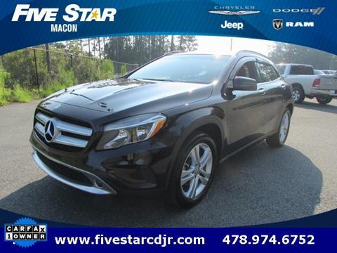 2015 Mercedes-Benz GLA for sale in Macon, GA