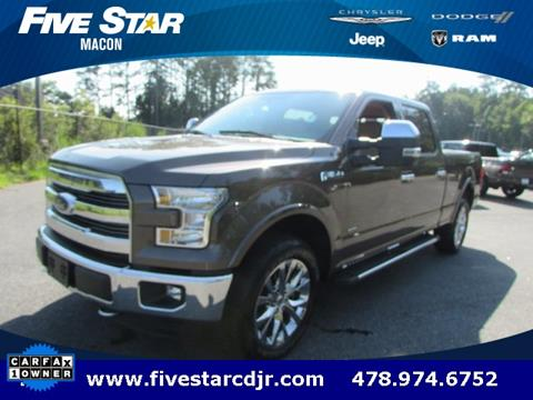 2016 Ford F-150 for sale in Macon GA