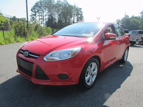 2014 Ford Focus for sale in Macon, GA