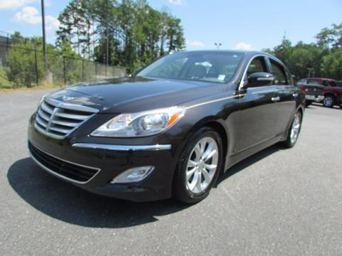 2013 Hyundai Genesis for sale in Macon, GA