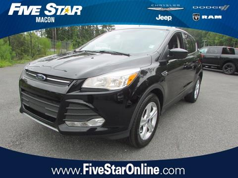2016 Ford Escape for sale in Macon GA