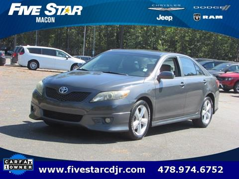 2011 Toyota Camry for sale in Macon GA