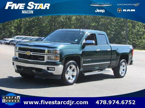 2014 Chevrolet Silverado 1500 for sale in Macon GA