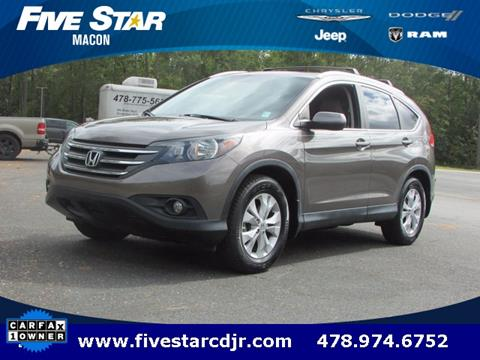 2014 Honda CR-V for sale in Macon, GA