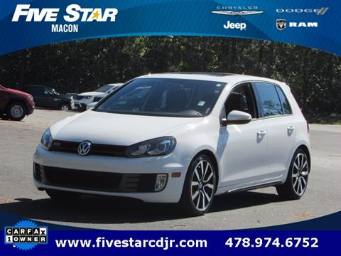 2014 Volkswagen GTI for sale in Macon GA