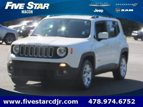 2015 Jeep Renegade for sale in Macon GA