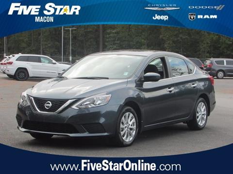 2016 Nissan Sentra for sale in Macon GA