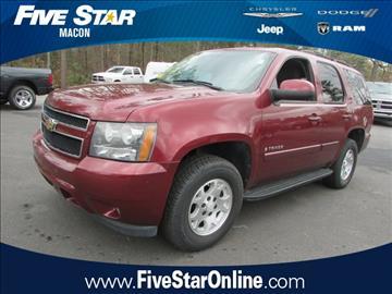 2008 Chevrolet Tahoe for sale in Macon, GA