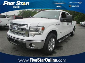 2014 Ford F-150 for sale in Macon, GA