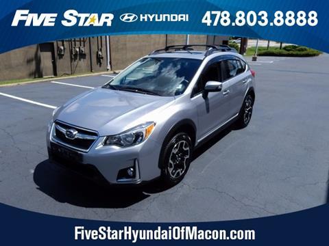2016 Subaru Crosstrek for sale in Macon GA