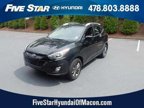 2015 Hyundai Tucson for sale in Macon GA