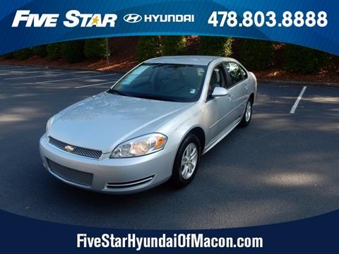 2012 Chevrolet Impala for sale in Macon GA