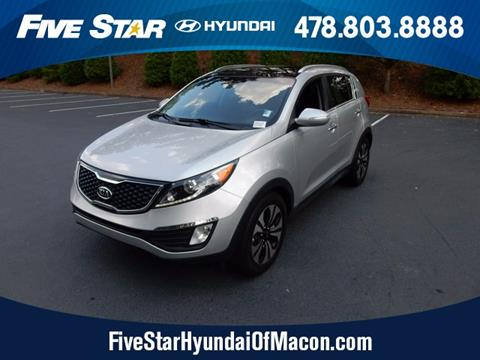2011 Kia Sportage for sale in Macon GA