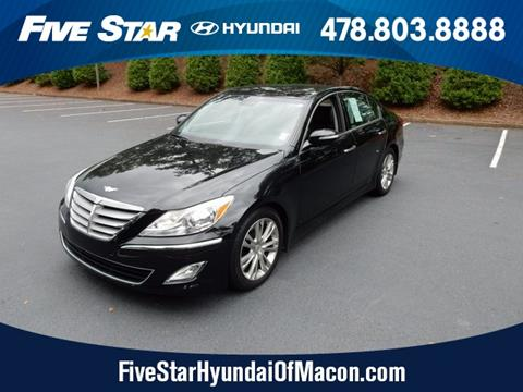 2014 Hyundai Genesis for sale in Macon, GA