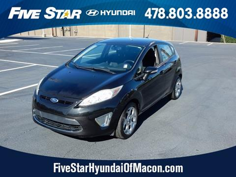 2012 Ford Fiesta for sale in Macon, GA