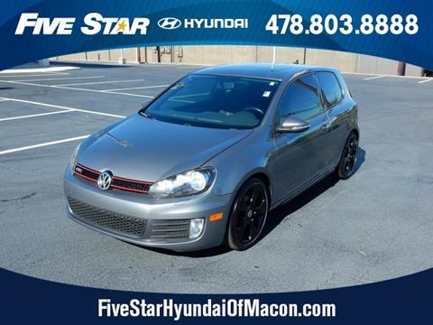 2012 Volkswagen GTI for sale in Macon GA