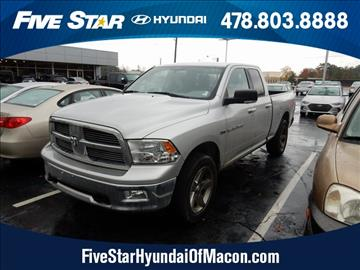 2011 RAM Ram Pickup 1500 for sale in Macon, GA