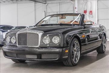 2007 Bentley Azure for sale in Costa Mesa, CA