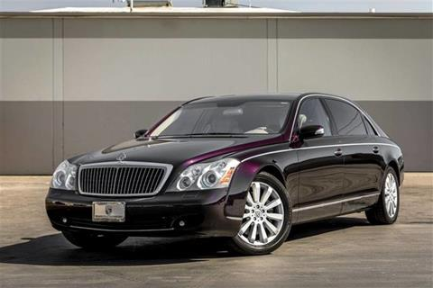 2009 Maybach 62 for sale in Costa Mesa, CA